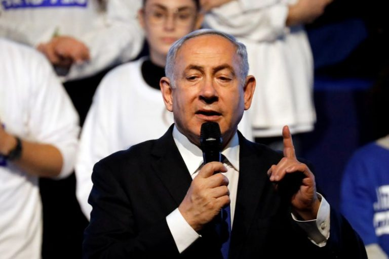 Netanyahu says will press ahead with E-1 settlement project in West Bank