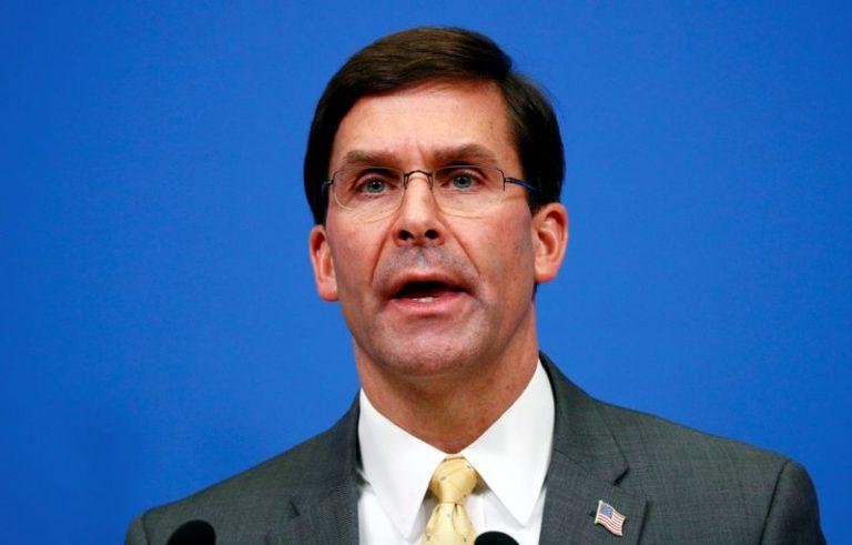 U.S., South Korea may scale back military training over coronavirus concerns