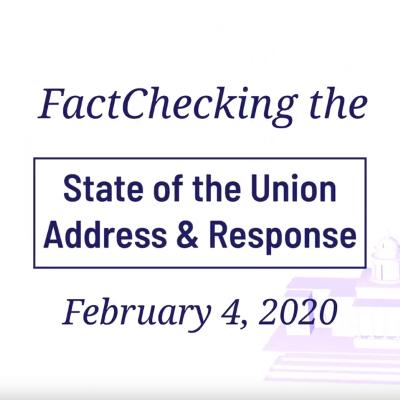 Video: SOTU and the Democratic Response