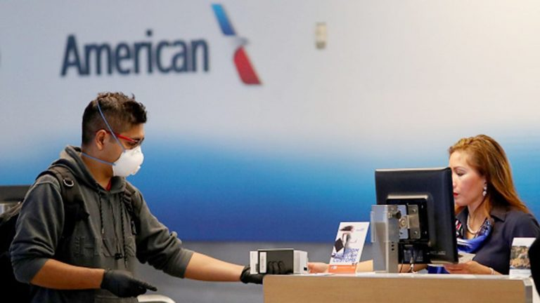American Airlines to apply for up to $12B in government aid