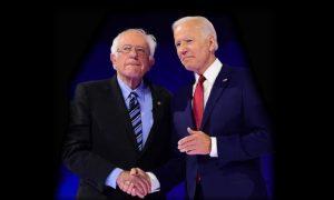 No Audience for Biden-Sanders Debate