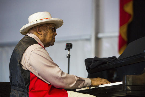 Ellis Marsalis Jr., famed jazz family's patriarch, has died at 85