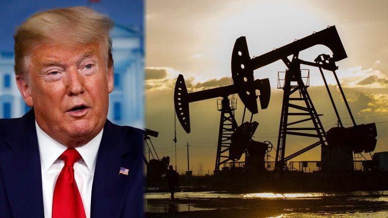 Trump, oil CEOs meet during coronavirus pandemic as crude tumbles
