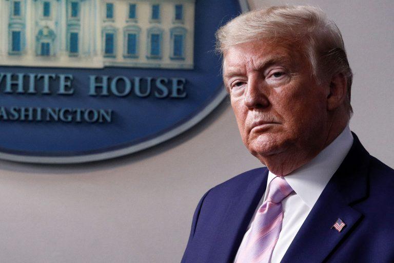 Trump says he's considering halting domestic flights between certain coronavirus hot spots