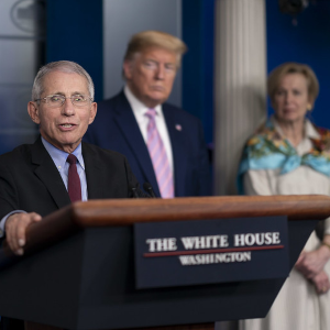 Trump's False Coronavirus Claim About Lupus Patients