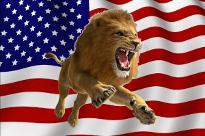 The American Lion is Restless