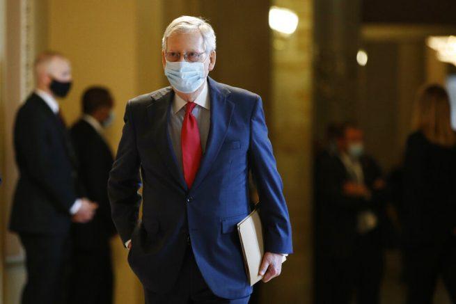 Senate reconvenes to discuss coronavirus, protests