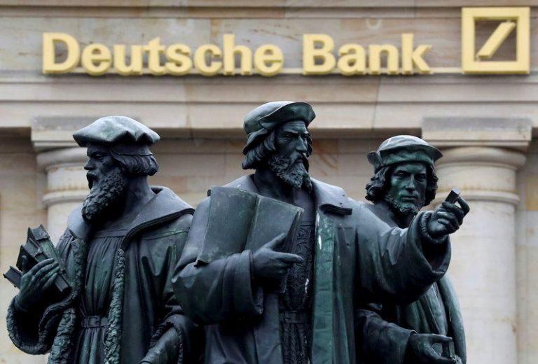 'Back from the brink' Deutsche Bank improves outlook