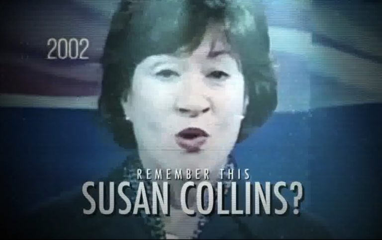 Cherry-Picking Collins' Prescription Drug Votes