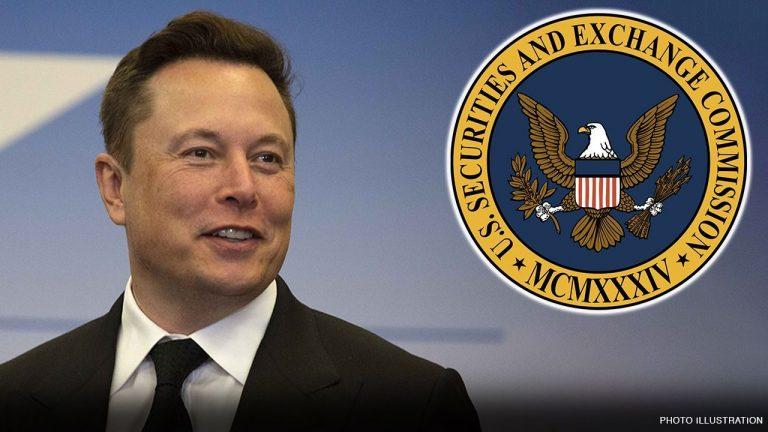 Elon Musk mocks SEC again amid surge in Tesla stock