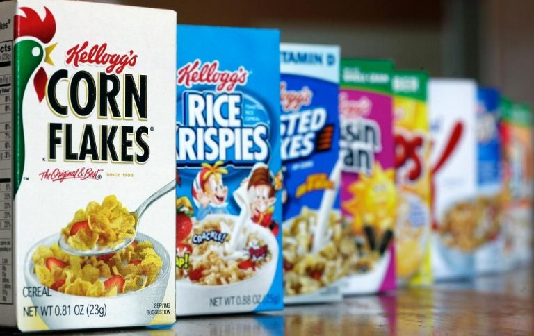 Kellogg raises annual profit forecast as coronavirus boosts demand for Fruit Loops, waffle mixes