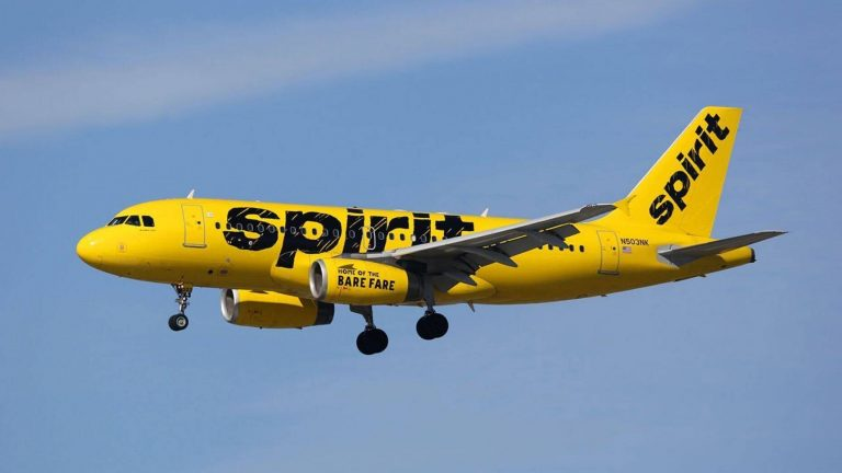 Spirit Airlines says 20% to 30% of workers at risk of furloughs