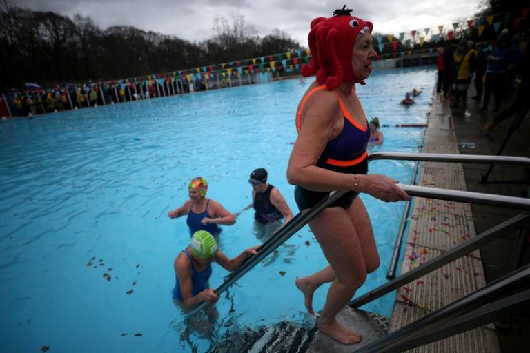 UK to set out plans for reopening swimming pools and gyms