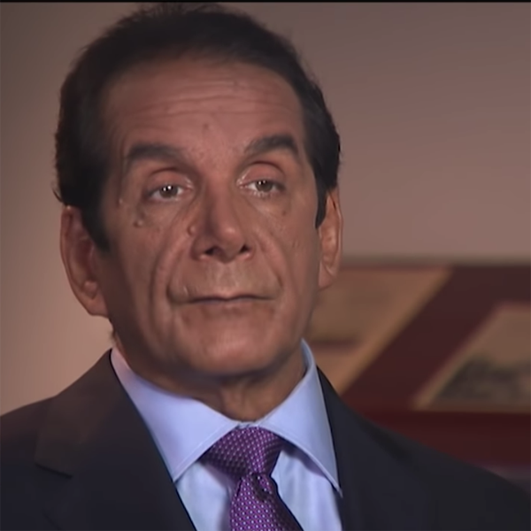 Viral Post Falsely Attributes 'Shadow Government' Claim to Krauthammer