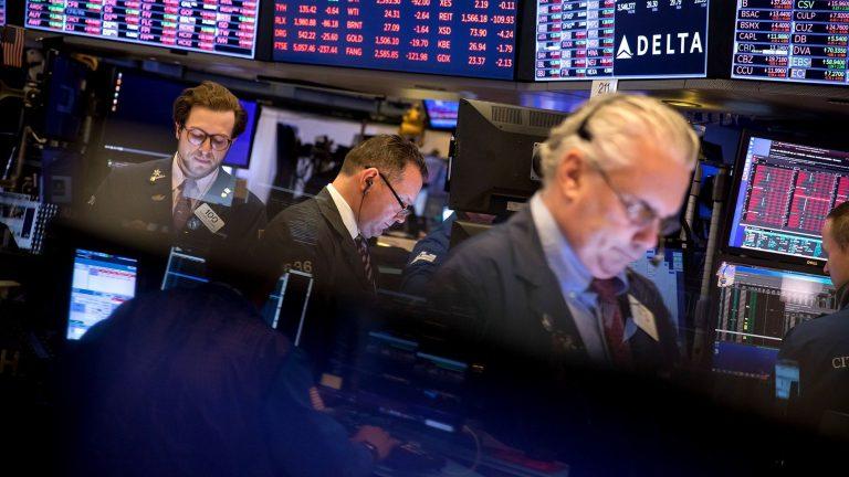 Stock market LIVE Blog: Techs lead Monday's rally