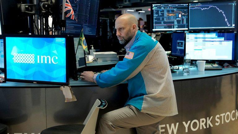 Stocks surge as investors hunt for bargains
