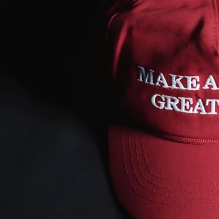 Posts Target Trump With False Claim on MAGA Hats