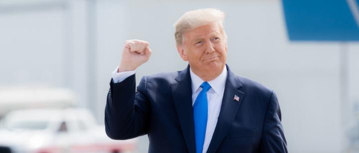 Trump on the Stump