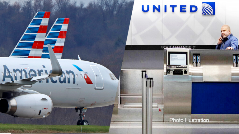 United Airlines, American halt non-stop flights to Shanghai