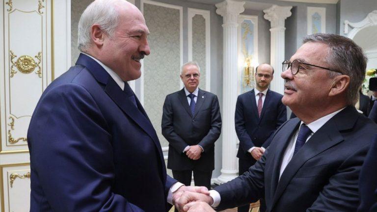 Decision on Belarus hockey worlds near amid sponsor pressure