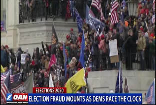 Election fraud mounts as Dems race the clock