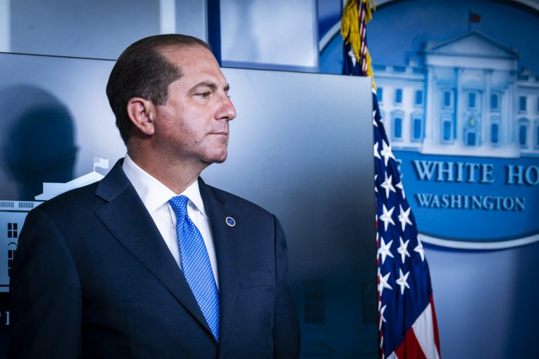 Health Secretary Azar says U.S. Capitol riots tarnish Trump's legacy in resignation letter