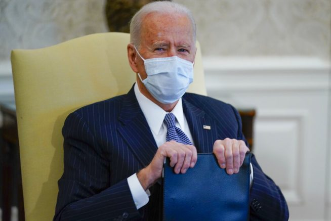 Chamber of Commerce urges Biden to heed GOP concerns over COVID relief package