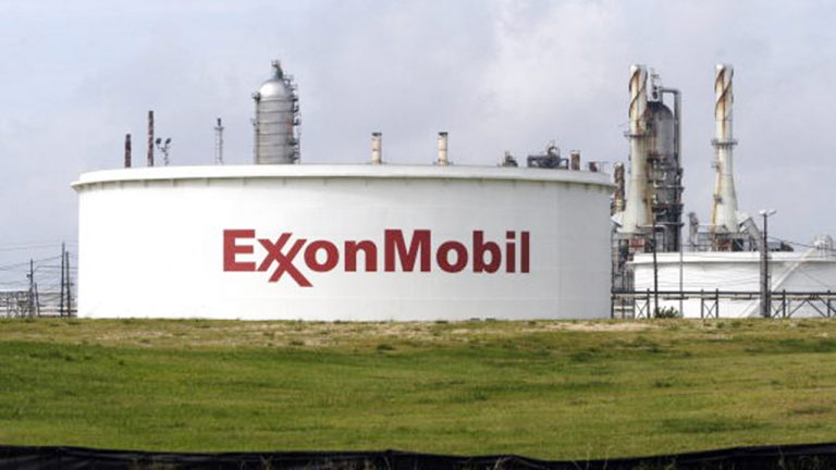 Exxon Mobil's total reserves drop by a third after COVID-19 oil price drop