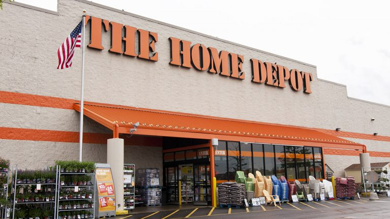 Home Depot sales jump 25%, consumer spending outlook unclear