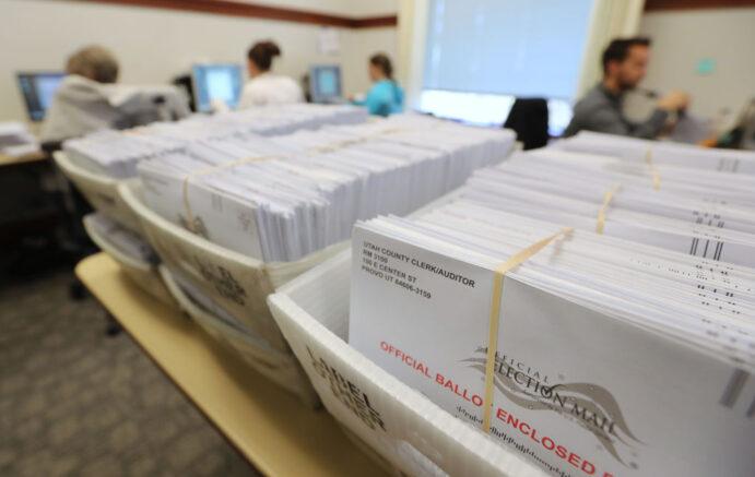 Ariz. Senate to begin 2020 election audit this week