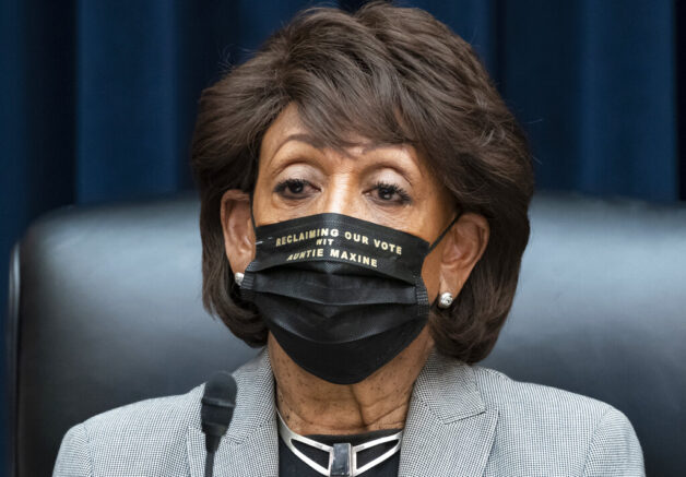 Maxine Waters possibly taints Chauvin trial verdict with her calls to violence
