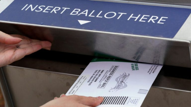Mich. attorney DePerno says Democrats are threatening, obstructing election fraud lawsuit