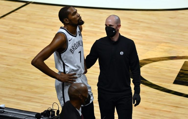 Nets' Kevin Durant (thigh) ruled out vs. Pelican