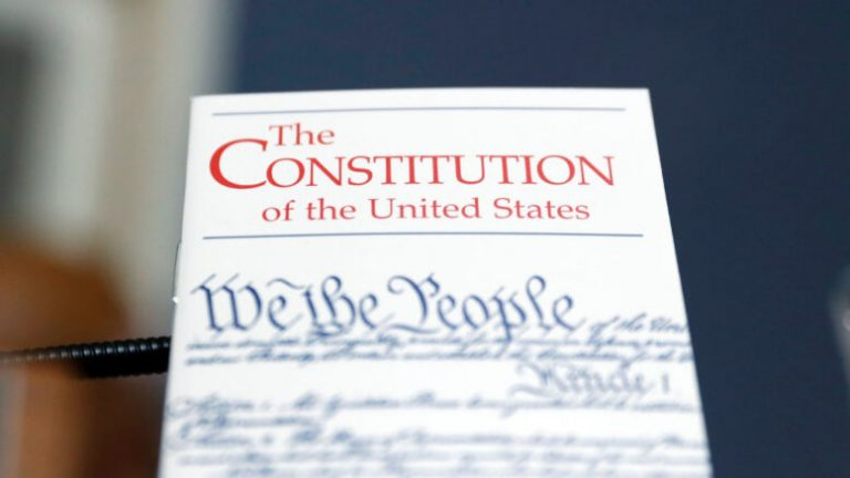 State lawmakers fight to amend Constitution with convention of states