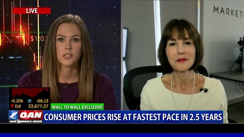 Wall to Wall: Michele Schneider on Inflation