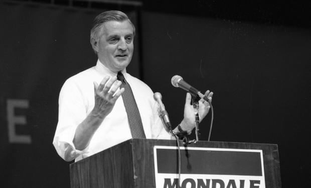 Walter Mondale, former vice president, has died at age 93
