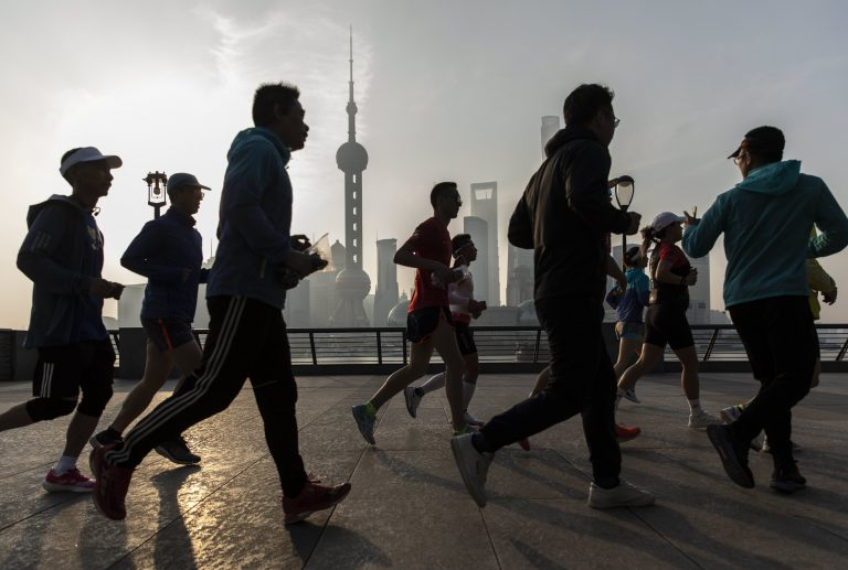 China's census shows population growth slowed