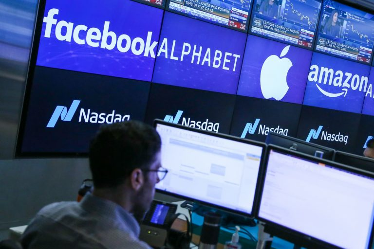 Nasdaq futures slip after Big Tech selling pushes stocks off records