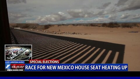 Race for N.M. House seat heating up