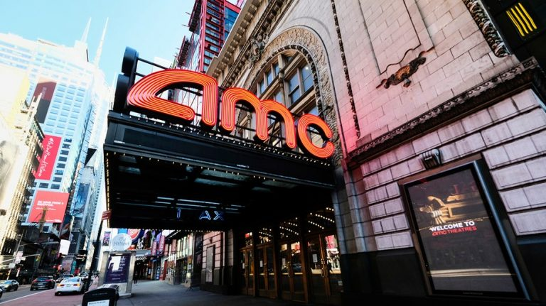 AMC jumps more than 18%, other 'meme stocks' mixed