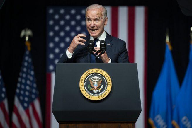 Biden announces racially targeted economic plan