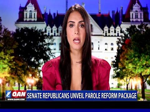 N.Y. Senate Republicans unveil parole reform package