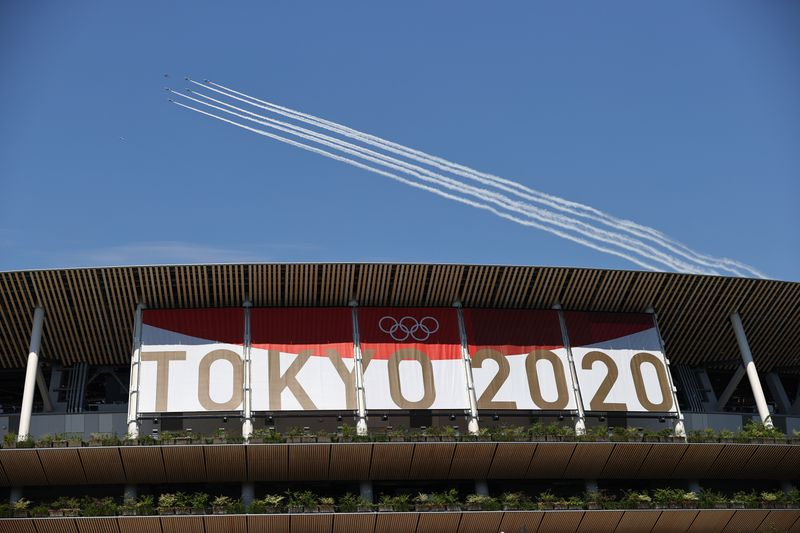 Olympics-Tokyo opening ceremony will be 'sobering' show ...