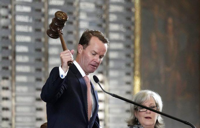 Texas legislators commence special session