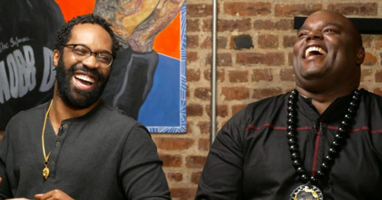 Best-selling authors team up to write about the power and fun of growing up as a Black boy