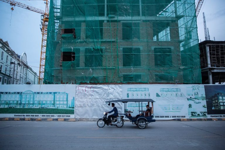 China's crackdown on housing speculation levels the playing field, major Asian real estate group says