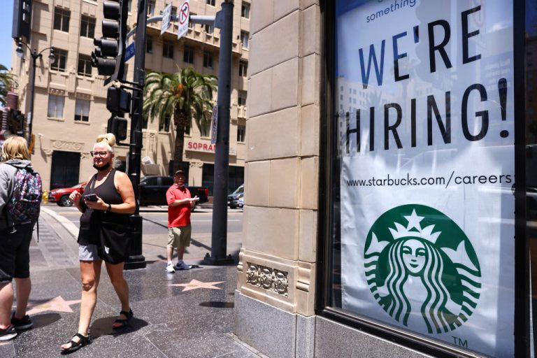 Private companies added 330,000 jobs in July, according to ADP, far short of the 653,000 estimate