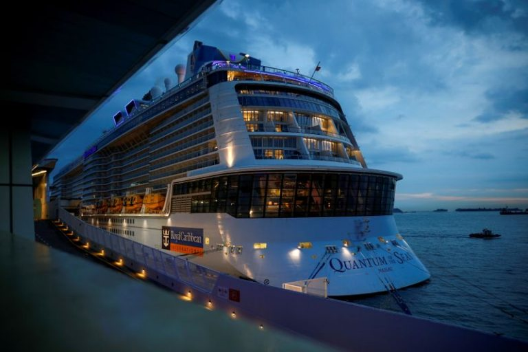 Royal Caribbean's cruise bookings jump as tourism industry recovers