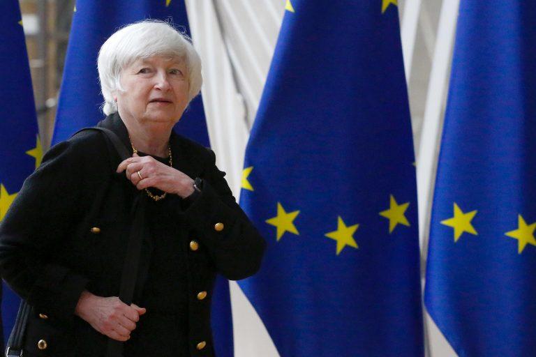 Yellen says enacting Biden's agenda is key to keeping U.S. the 'world's pre-eminent economic power'