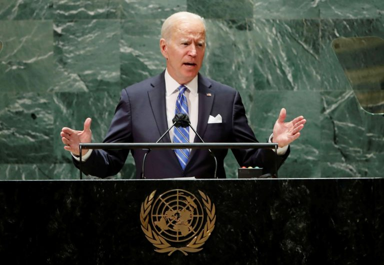 Biden vows a new era of 'relentless diplomacy' as the world contends with Covid, climate change and China